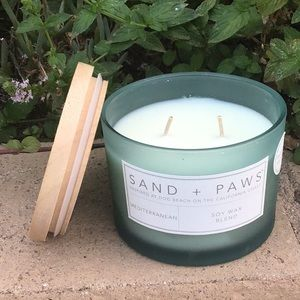 Sand + Paws Candle